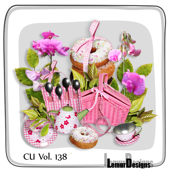 CU Vol 138 Picknick by Lemur Designs