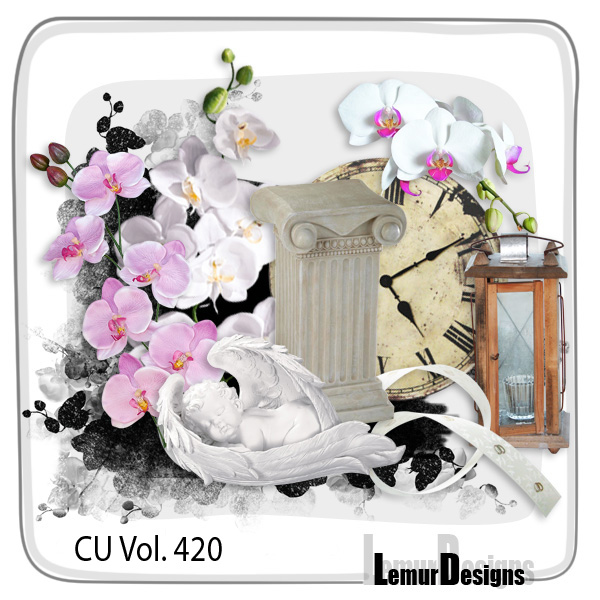 CU Vol 420 Romantic Mix by Lemur Designs