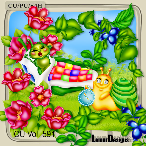 CU Vol 591 Summer by Lemur Designs