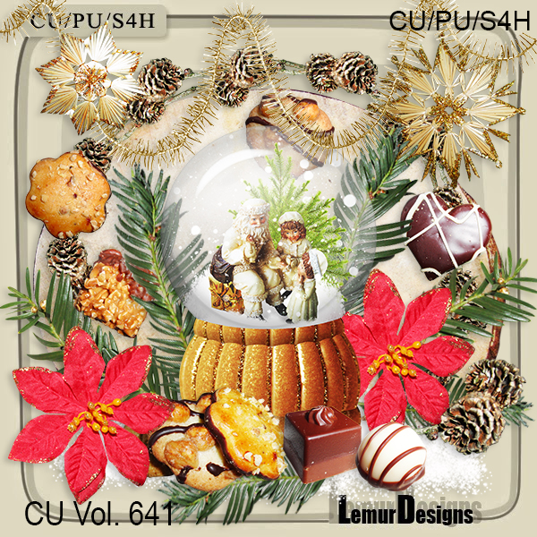 CU Vol 641 Christmas by Lemur Designs
