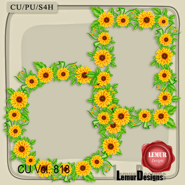 CU Vol 818 Frames by Lemur Designs