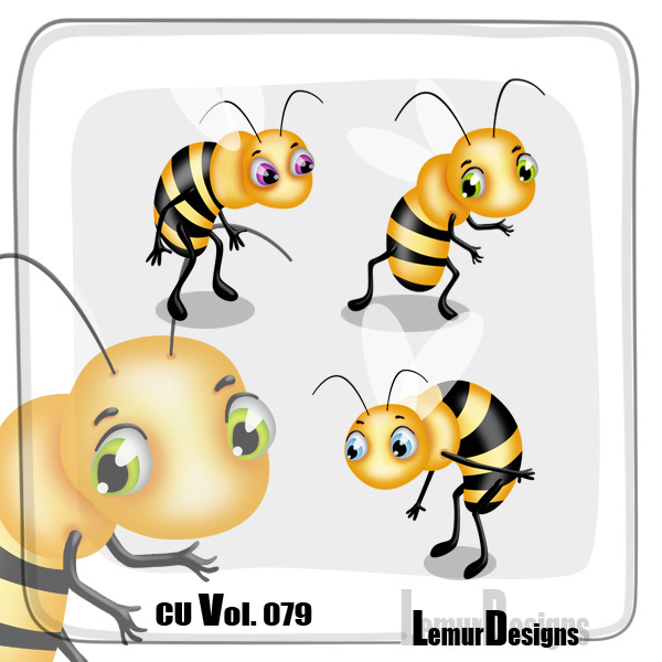 CU Vol 079 Animals Pack 20 by Lemur Designs
