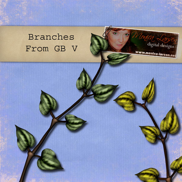Branches - action by Monica Larsen