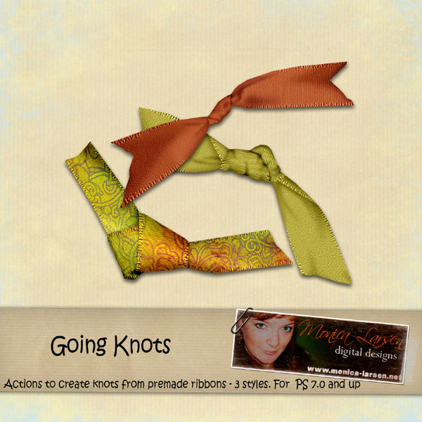 Going Knots by Monica Larsen