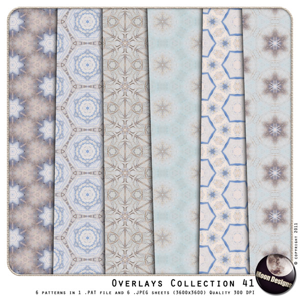 Overlays Collection 41 by MoonDesigns