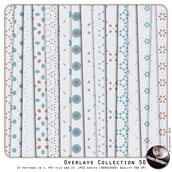 Overlays Collection 50 by MoonDesigns