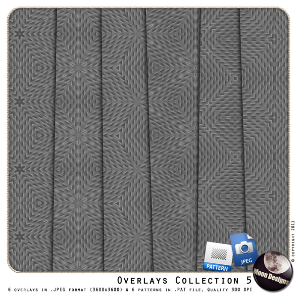 Overlays Collection 5 by MoonDesigns