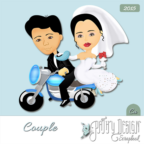 Couple Pathy Design