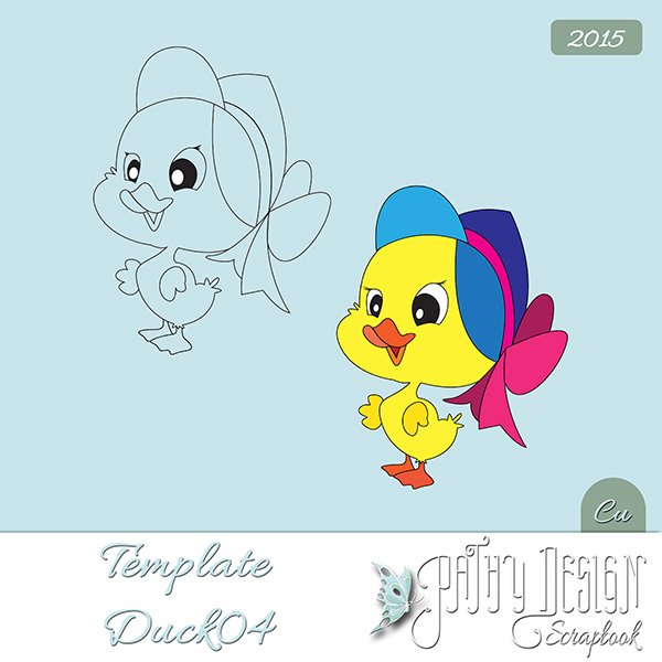 Template Duck 04 Pathy Design