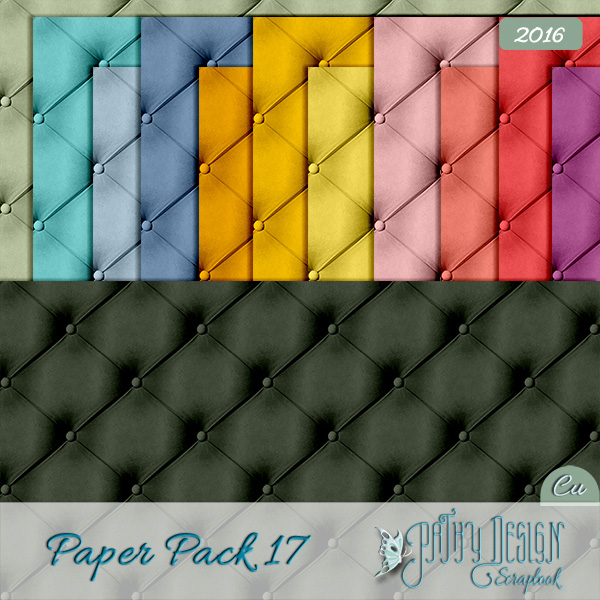 Paper Pack 17 Pathy Design