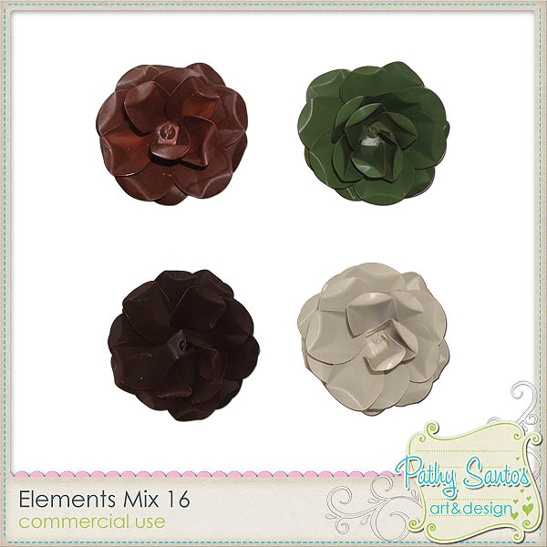 Elements PAck 16 by Pathy Design