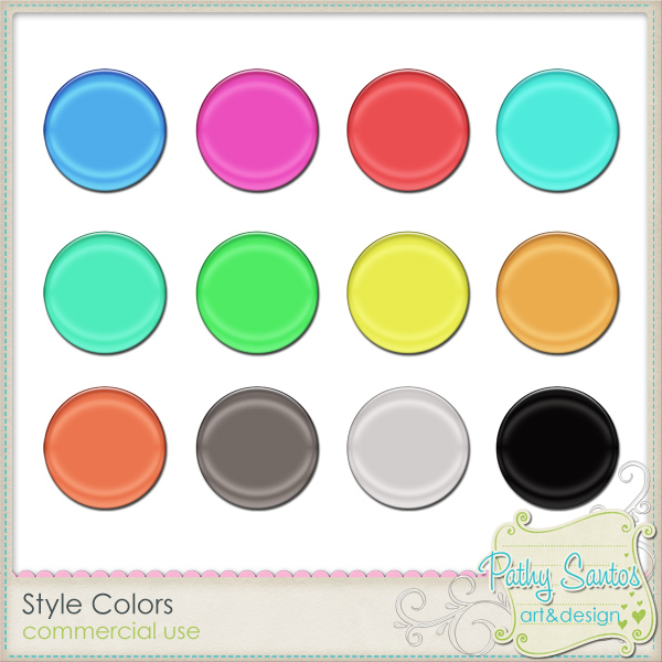 Style Colors by Pathy Design