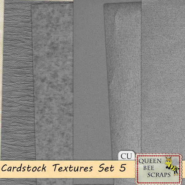 Card Stock Textures Set 5
