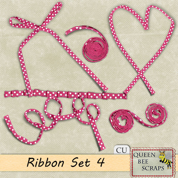 Ribbons Set 4