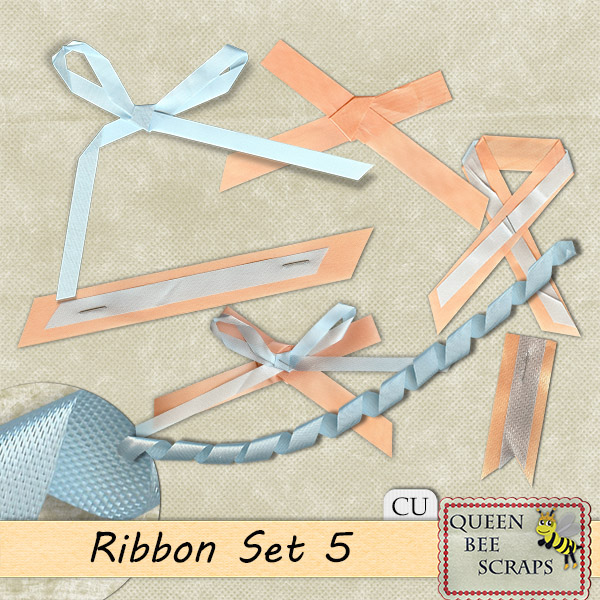 Ribbons Set 5
