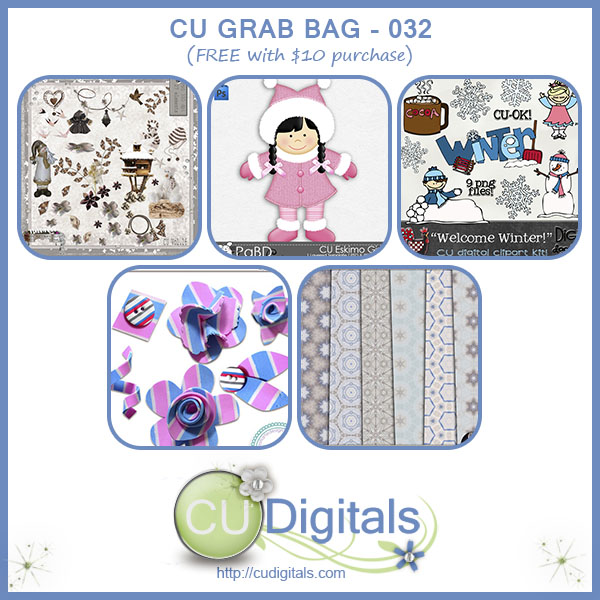 CU Scrap Grab Bag 032