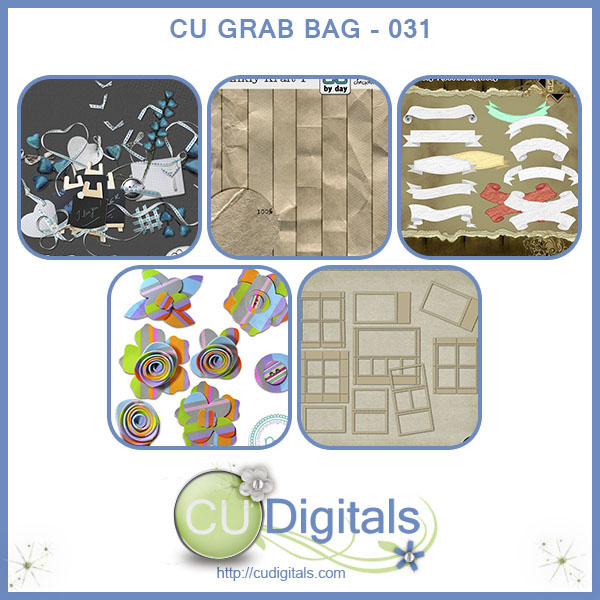 CU Scrap Grab Bag 031